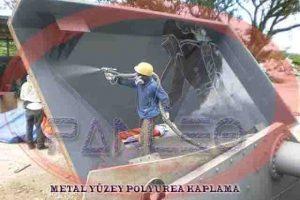 Metal Yüzey Polyurea Kaplama