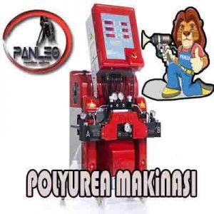Polyurea makinası